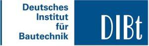 German Building Institute DIBt Logo