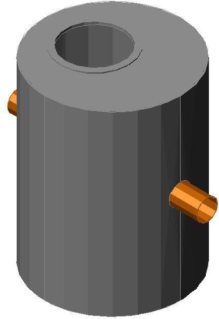 BMS Stormbreaker  Defender  Separador de lodo/aceite/eliminación de desechos del vórtice