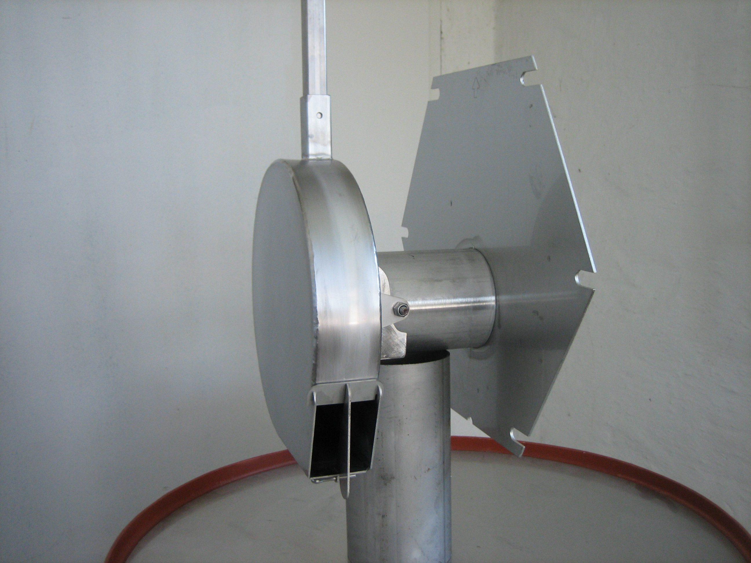 BMS Stormbrake Outlet Flow Control